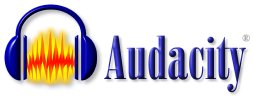 audacity logo and link to site